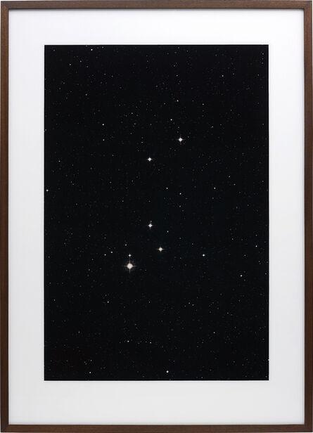 Thomas Ruff, 'Star 13h 25m / -30° (STE 3.24)', 1992