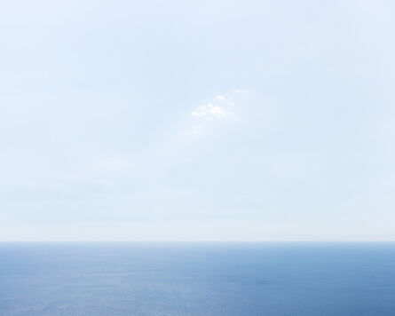 Jonathan Smith, 'Blue Horizon with Cloud, Capri', 2016