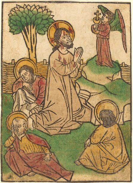 Ludwig of Ulm, 'The Agony in the Garden'