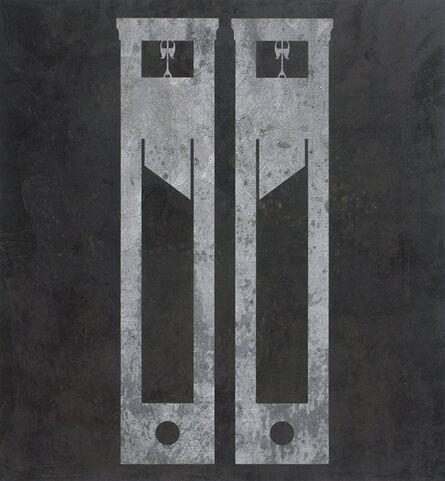 David Scanavino, 'Guillotines 34', 2006