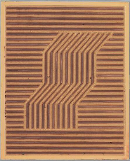 Pierre Cordier, 'Chimigramme, 7/1/81', 1981