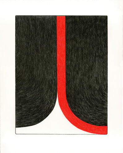 Ulrike Müller, 'Print (Franza) (BAM+NADA Portfolio)', 2013
