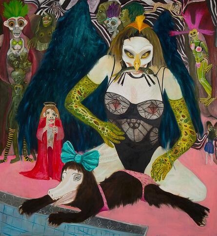Lydia Maria Pfeffer, 'Life is But a dream', 2020