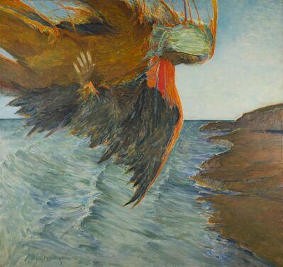 Arthur Polonsky, 'Descent', 1983