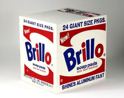 Andy Warhol, 'Brillo Soap Pads Box ', 1964