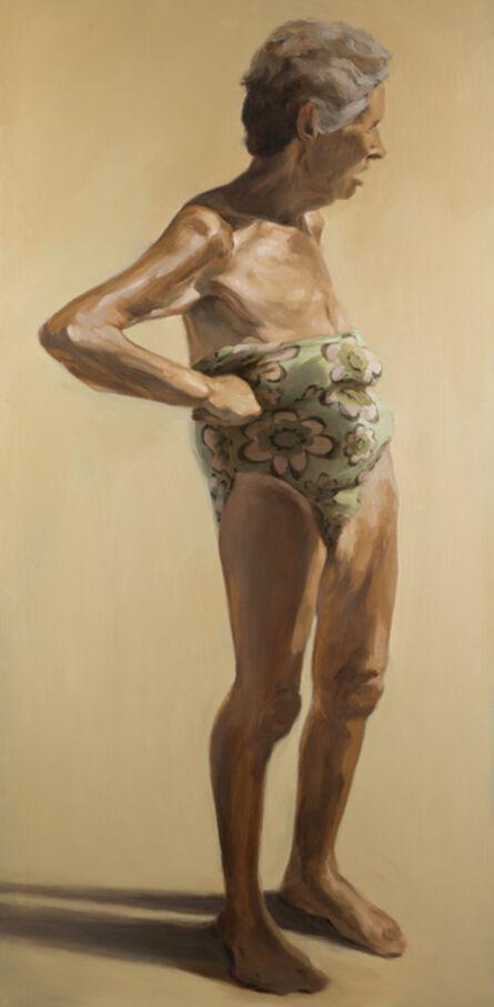 Blanca Amorós, 'August-Dahlia E', 2014