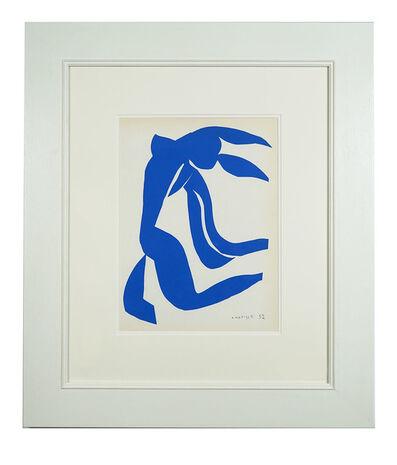 Henri Matisse, 'Nu Bleu VII', 1958