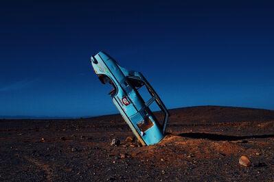 Joshua Whitton, 'Modern Day Meteorite', 2019