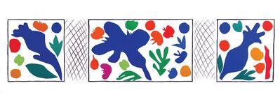 Henri Matisse, 'Coquelicots', 1954