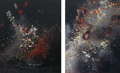 Ori Gersht, 'Time After Time: Untitled 11; and Untitled 21', 2006-2007