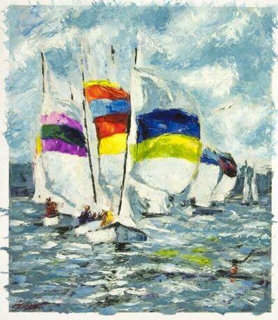 Elena Bond, 'Colored Sails III', N/A