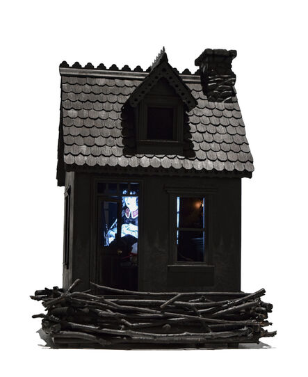 Stacey Steers, 'Night Hunter Cottage'