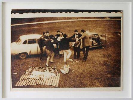 Ion Grigorescu, 'Party I', 1978