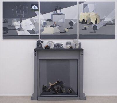 Nacho Torra, 'Un rayo de luz entraba por la ventana', 2014