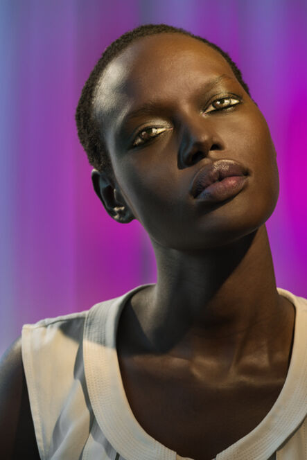Laurie Simmons, 'How We See/Ajak/Violet', 2014