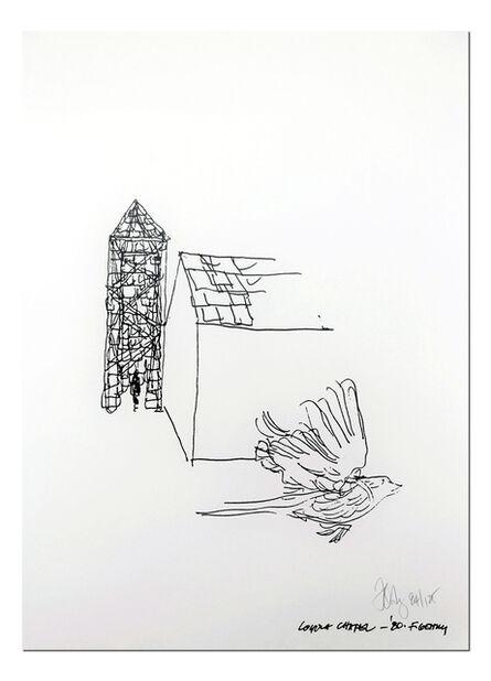 Frank Gehry, 'Loyola Law School - The Chapel', 1980