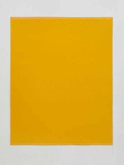 Wu Shanzhuan & Inga Svala Thórsdóttir, '4 X 5 Perimeter of Little Fat Flesh - Yellow', 2013