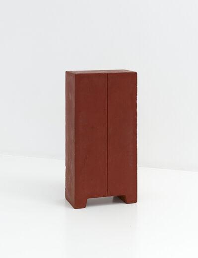 Hubert Kiecol, 'Soap Object (Cupboard)', 1987