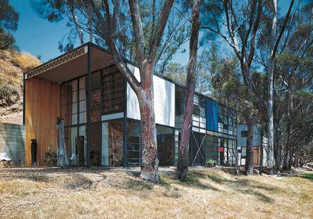 Julius Shulman, 'Charles Eames, Case Study House #8, Pacific Palisades, California', 1999