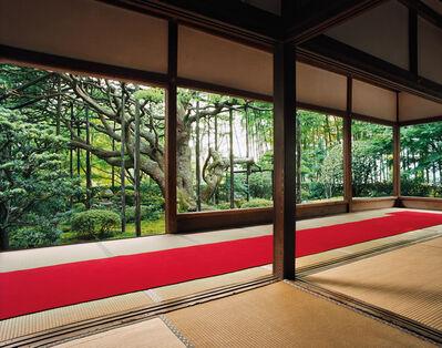 Jacqueline Hassink, 'Hōsen-in 1, summer Northeast Kyoto 29 June 2004 (16:00–17:30)', 2004