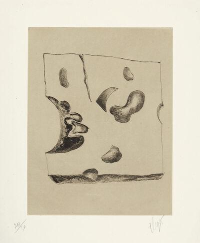 Fernand Léger, 'Morceau de Gruyere, from Album 23 Gravures', 1935