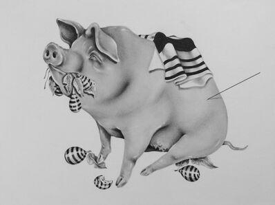 Nicomi Nix Turner, 'A Coy Abolishment of Brutality', 2016