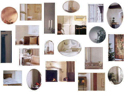 Penelope Umbrico, 'Mirrors (from Home Décor Catalogs and Websites)', 2011