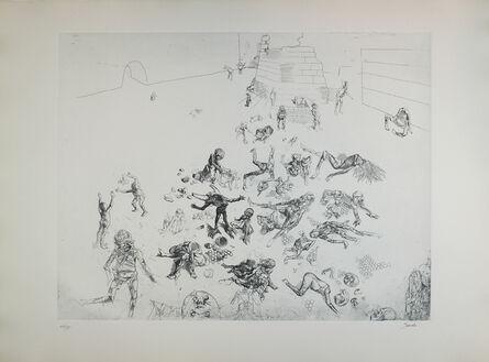 Dado, 'Chambre d'enfants', 1973