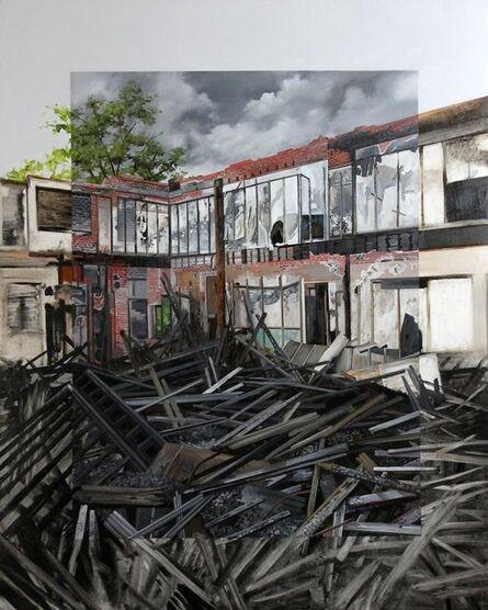 Jessica Hess, 'Fire Damage', 2015