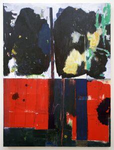 Ted Gahl, 'Split/Flags', 2017
