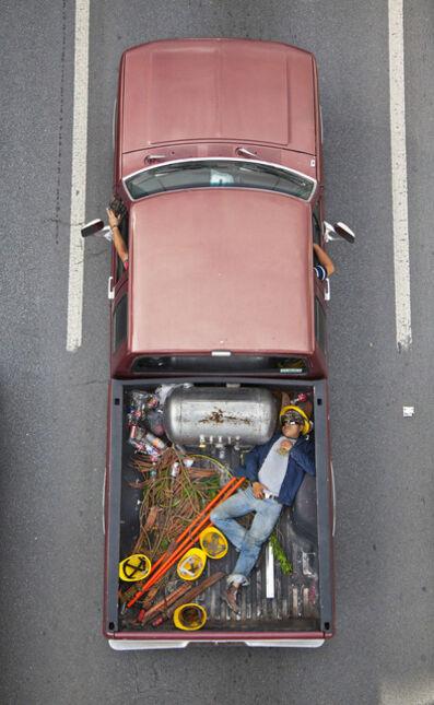Alejandro Cartagena, 'Carpoolers #24', 2011