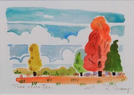 Richard Thompson, 'Tree Cluster', 2015