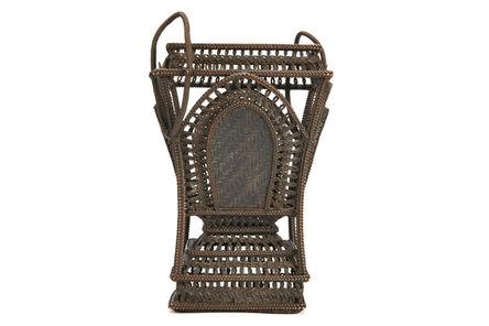 Tanabe Chikuunsai I, 'Flower Basket in Chinese Style', 1877-1937