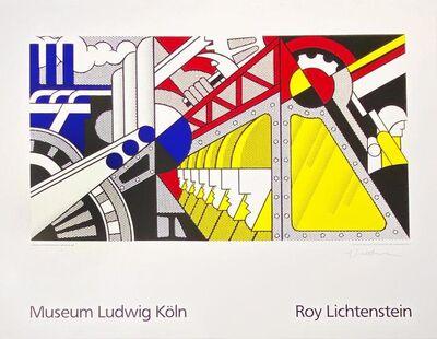 Roy Lichtenstein, 'Poster: Museum Ludwig Köln', Unknown