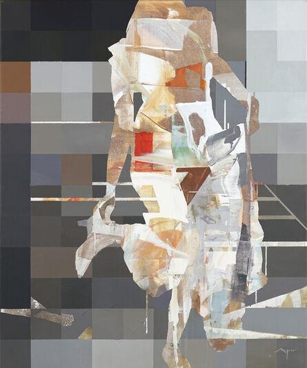 Michael Azgour, 'Digital Memory 1: Standing', 2019