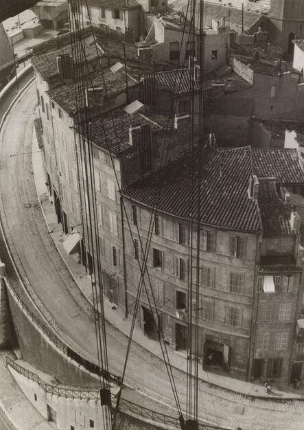 Germaine Krull, 'Marseille', June 1930