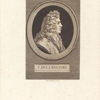 Augustin de Saint-Aubin, 'Jean de La Bruyere', 1805