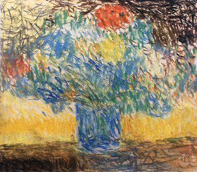 Jan Müller (1922-1958), 'Flowers-Yellow Band', n.d.