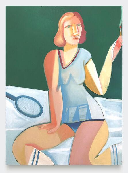 Danielle Orchard, 'Tennis Girl', 2019