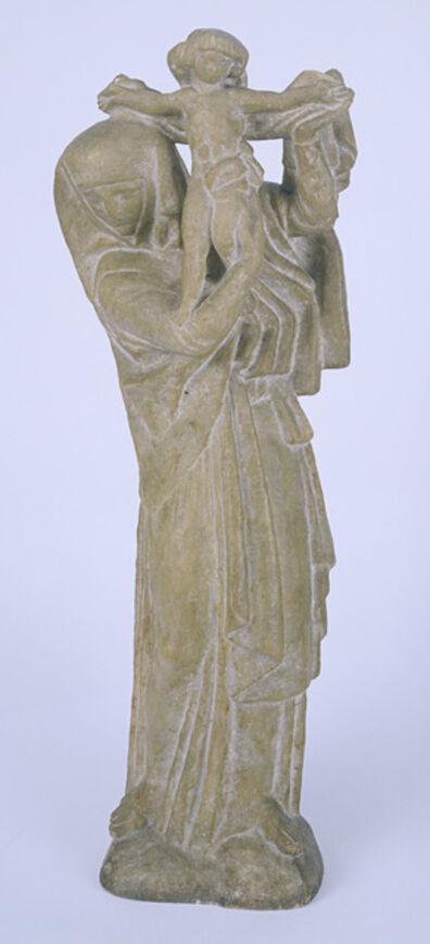 Emile-Antoine Bourdelle, 'Virgin of Alsace', 1920