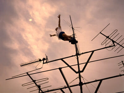 Li Wei 李日韦, 'Antenna', 2004