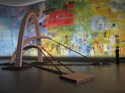 Vincent Ganivet, 'Caténaires', 2009