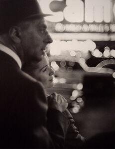 Frank Paulin, 'Lovers, Time Square, New York City, NY', 1956/1956