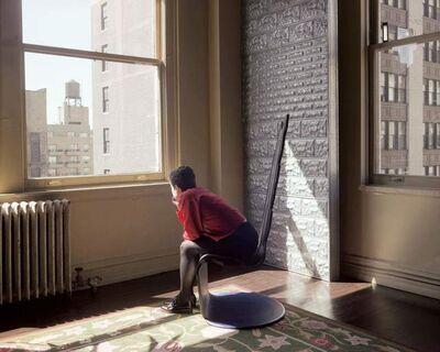 Joel Meyerowitz, 'Alan's Chair, New York City', 1986