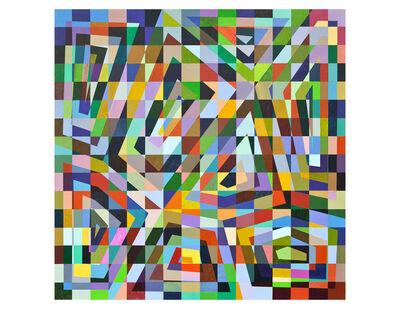 Mark Emerson, 'Run Hide Fight', 2014