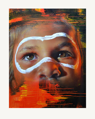 Adnate, 'Within a Dream', 2015