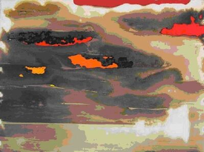 Peter Kephart, 'Carbon Clouds at Heat Rise', 2014