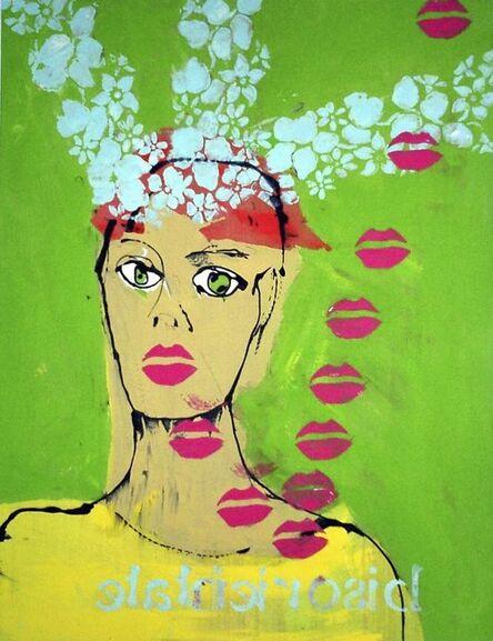 Lucy Jones, 'Masked', 2003