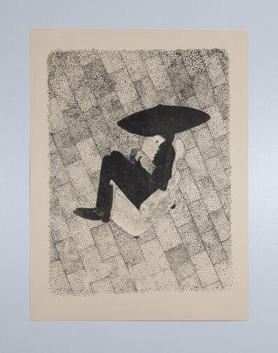Dorota Jurczak, 'na chodniku', 2021