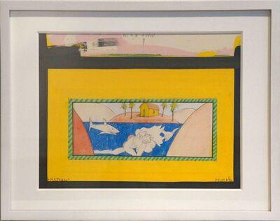 Ken Price, 'Retablo/Sea of Cortez', 1980